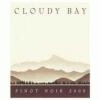 Cloudy Bay Pinot Noir Marlborough