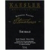 Kaesler the Stonehorse Shiraz