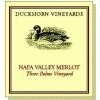 Duckhorn Merlot Three Palms Vineyard
