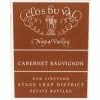Clos du Val Cabernet Sauvignon Stag's Leap District