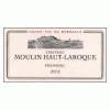 Moulin-haut Laroque Red Bordeaux