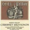 Heitz Vineyards Napa Valley Cabernet Sauvignon