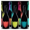 Moet Chandon Dom Perignon Andy Warhol collection