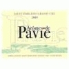 Aromes De Pavie St. Emilion Red Bordeaux