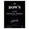 Dows, ,vintage Porto, Wine Spectator Rated 97 Points!