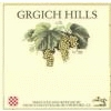 Grgich Hills Cellars Chardonnay Napa Valley