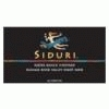 Siduri Keefer Ranch Vineyard Russian River Valley Pinot Noir Sonoma