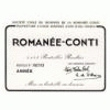 Romanee-conti, Domaine De La Romanee-conti Out-of-stock