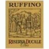 Ruffino Ducale Gold Riserva Italy Italian Red Wines 	 	 	 	rp Rating 92