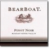 BearBoat Pinot Noir