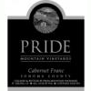Pride Mountain Vineyards Cabernet Franc Sonoma County