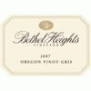 Bethel Heights Pinot Gris