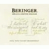 Beringer Vineyards Chardonnay Sbragia Limited Release