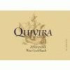 Quivira Vineyards Zinfandel Wine Creek Ranch
