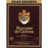 Marques De Caceres Spanish Red Gran Reserva Net